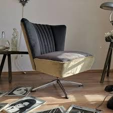 Vintage Swivel Bartholomew Chair, 1950s | In Finsbury Park, London | Gumtree