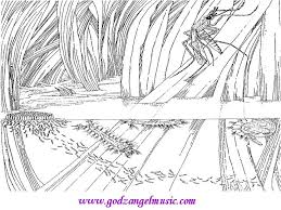 Image Result For Printable Scenery Landscape Free Coloring Pages