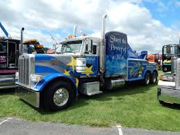 Peterbilt Custom 389 Wrecker | Worldwide Classic Tow Trucks ...