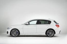 Facelifted BMW 1 Series exclusive studio pictures