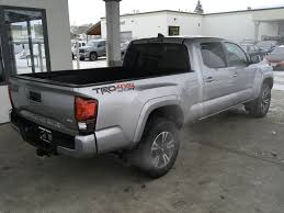 New 2018 Toyota Tacoma TRD Sport I Sport Tuned Suspension I Nav 4 ... 2019 Toyota Tundra Trd 4runner Tacoma Pro Just Got Meaner New 2018 Sport Double Cab 5 Bed V6 4x4 At Off Road Gets Tough With Offroad Trucks Autotraderca 6 Tripping The 2017 Trd Pro Archives Page 2 Of 9 The Fast Lane Truck Carson Pickup Truck Scion War Review Youtube Pro