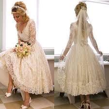 stunning ivory garden short neck wedding dresses 2016 illusion