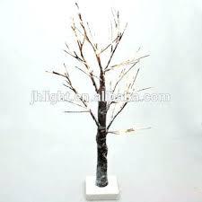 Lit Birch Tree Led Wireless Lights Trees Silver Pre Christmas Paper