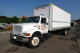 100 Used Box Trucks For Sale By Owner 2001 International 4900 Single Axle Truck For Sale By Arthur