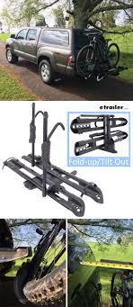 100 Bike Rack For Truck Hitch RockyMounts SplitRail 2 Platform 2 Es Wheel