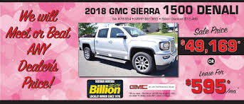 100 Gmc Trucks Dealers JC Billion GMC Buick In Bozeman MT A Billings Butte Helena