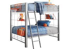 build a bunk gray 3 pc bunk bed bunk loft beds metal