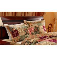 Greenland Home Bedding by Greenland Home Fashions Antique Chic King Size Pillow Shams Set