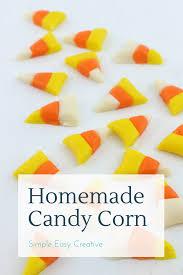 Top Halloween Candy 2013 by Homemade Candy Corn Recipe Hoosier Homemade
