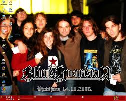 Blind Guardian Hansi with fans by TyrenZin on DeviantArt