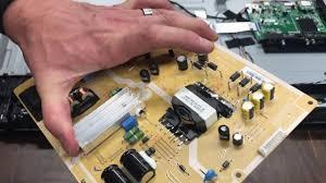 Vizio E40 D0 Power Supply and Main Board Replacement