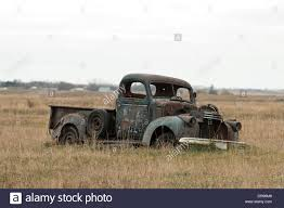 Old Rusty Farm Truck Stock Photo: 65971032 - Alamy