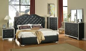 Black Leather Headboard King Size by Leather Tufted Headboards U2013 Senalka Com