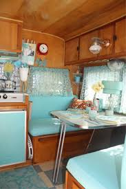 Camper Interior Decorating Ideas by Best 25 Trailer Interior Ideas On Pinterest Vintage Camper