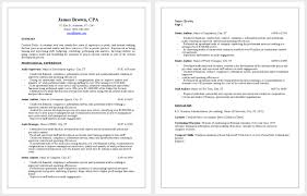 Cpa Resume Examples Awesome Sample Philippines With Candidate For Standart Though