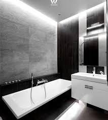 schwarz weiß stil im badezimmer wohnidee by woonio