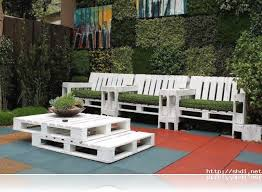 Patio Furniture Made Out Pallets