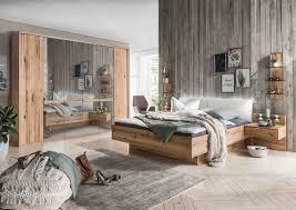 schlafzimmer wiemann livorno spiegeltüren astkernbuche