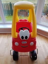 Little Tikes Classic Cozy Coupe Ride-On Never Used Outside | In ...