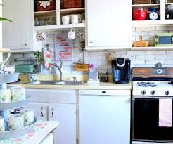 Photo Of White Kitchen Cabinets And Older