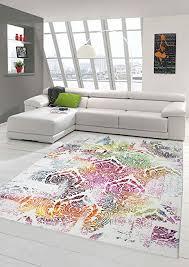 moderner teppich designer teppich orientteppich wohnzimmer