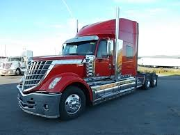 100 Lonestar Truck 2013 INTERNATIONAL LONESTAR TANDEM AXLE SLEEPER FOR SALE 534683