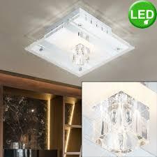 beleuchtung led decken leuchte 50cm design 6 er strahler