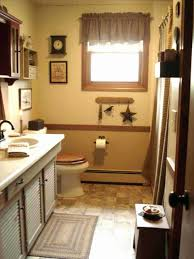 Farmhouse Style Bathroom Vanity Lighting Elegant Rustic Bathroom ... Bathroom Picture Ideas Awesome Master With Hardwood Vanity Lighting And Design Tips Apartment Therapy Menards Wattage Lights Fixtures Lowes Nickel Lamp Home Designs Bronze Light Mirrors White Double Delightful Two For And Black Wall Modern Model Example In Germany Salt Lamps Photos Houzz Satin Rustic Style Exquisite Fixture Your House Decor