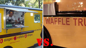 Waffle Wars: Fighting Words From Spinoff Truck - Eater NY News And Ertainment Waffle Jan 04 2013 213742 Wafels Dinges Gourmet Food Truck Nyc Stock Photo 749477 Alamy Nycs Best Waffles For Breakfast Brunch Or Dessert Cbs New York Food Truck Crunchy Bottoms Waffle Mania Belgian A Little Yumminess Vendor In A Kosher Midtown Mhattan West 48th Street Home Korilla Roundup Ataleof2kitchens Houses Can Cater All Your Events 10step Plan For How To Start Mobile Business Featured Roaming Hunger