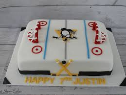 Pittsburgh Penguins Pumpkin Stencil Free by Pittsburgh Penguins Birthday Cake Cakecentral Com