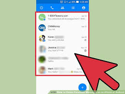How to Delete Messages on an iPhone or Android 7 Steps