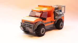 100 Lego Truck Instructions Custom LEGO City MOC Service Verit
