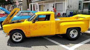 1975 YELLOW CHEVROLET LUV PICKUP RACE TRUCK WITH SPOILER - YouTube Spreading The Luv A Brief History Of Detroits Mini Trucks Seattles Parked Cars 1974 Chevrolet Filechevyluv Truckjpg Wikimedia Commons 1979 Junkyard Jewel Feature Files Custom Chevy Luv Number 11 Truckin Magazine Car Shipping Rates Services Find Mikado The Truth About 1976 Truck For Sale Trucks Accsories Keistation Flickr 2950 Diesel 1982 Pickup 124 Scale Drag Slot Outlaw Mt Model