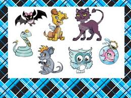Pin Pets Clipart Monster High 11