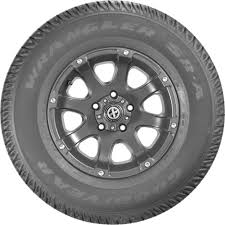 Goodyear Wrangler SR-A P255/75R17 113S OWL Highway Tire - Walmart.com
