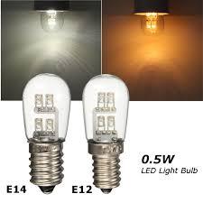shop 0 5w 4 led light bulb e12 e14 base candelabra candle