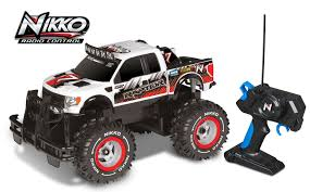 Tinker. NIKKO RC OFF ROAD TRUCKS 1/16 B/O