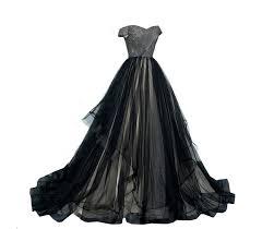 amazon com lynbridal women black wedding evening dress ball gown