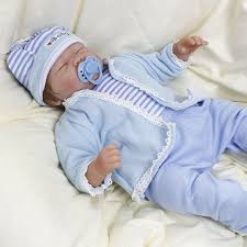 Lifelike Interactive Baby Doll Eskimo Kisses 18