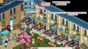 Habbo Hotel Casino Betting 20c
