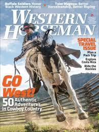Western Horseman Feb 2018