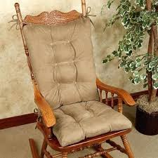 Rocking Chair Cushion Sets Uk by Wooden Rocking Chair Cushion Set U2013 Motilee Com