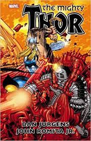 Thor By Dan Jurgens John Romita Jr Volume 2 TPB Amazoncouk Buscema 9780785146322 Books