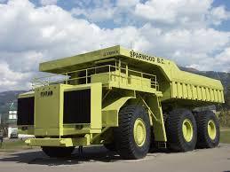 100 World Biggest Truck Sparwood BC Mapionet