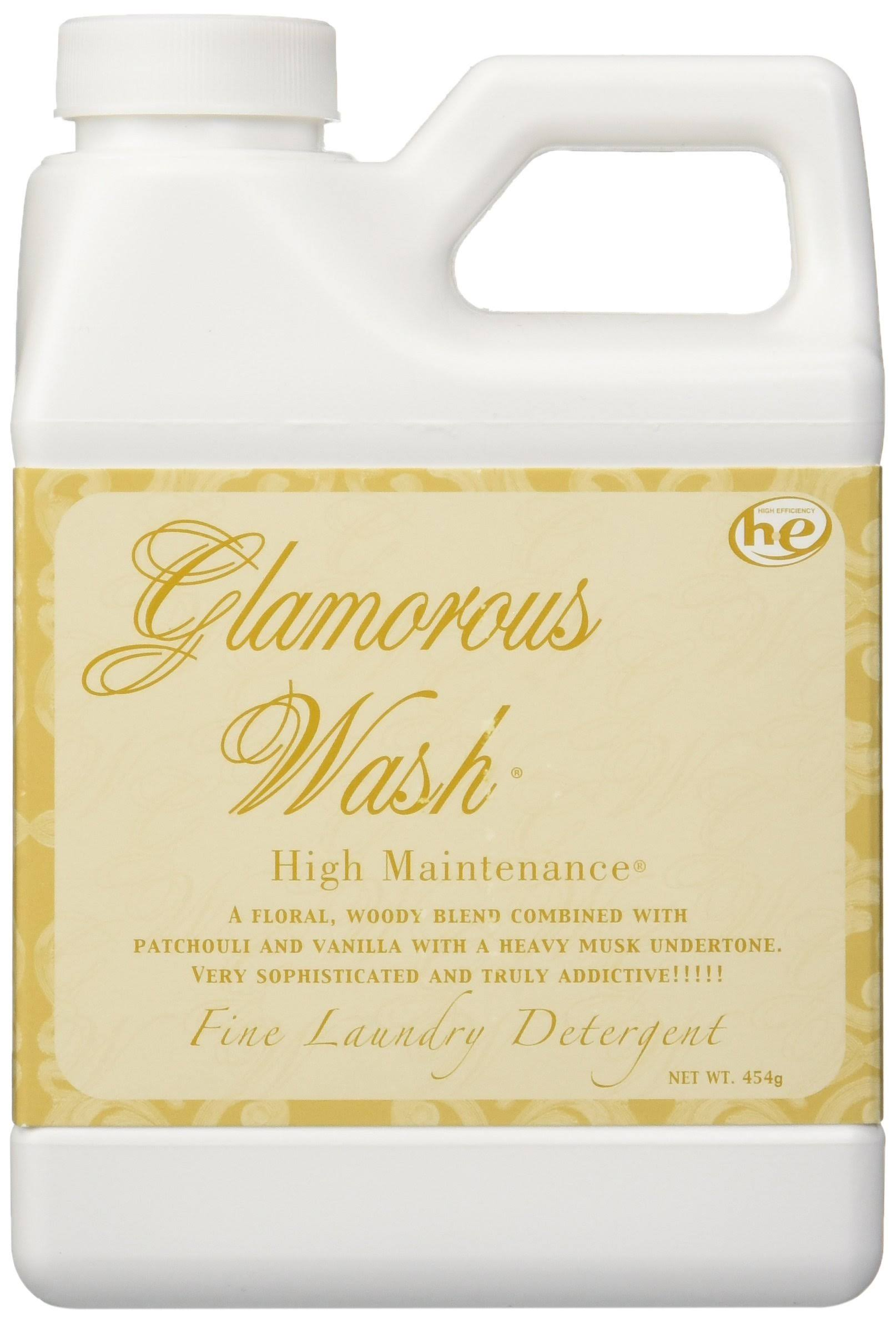 Tyler Candle Glamorous Wash Fine Laundry Detergent - 16 oz bottle