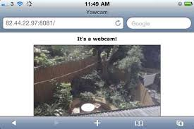 How To Set Up A Motion Detection Surveillance System With iPhone