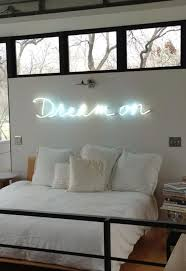 10 Ways To Light Up Your Space With Neon Signs Bedroom DesignsBedroom