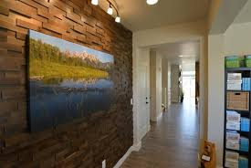 architecture garden state tile in with tile wood and hallway