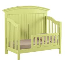 Cribs That Convert To Toddler Beds by Young America Mix And Match Built To Grow Toddler Bed Kit And Made