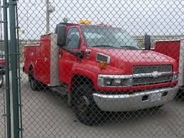 100 Kodiak Trucks 2003 Chevrolet C4500 Mechanic Service Truck For Sale